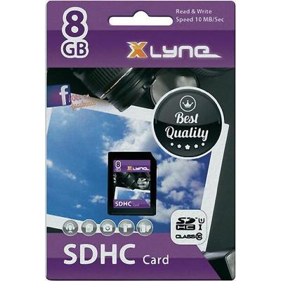 Xlyne SDHC Class 10 8GB