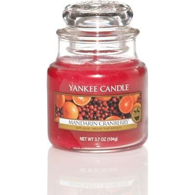 Yankee Candle Mandarin Cranberry 104g Doftljus