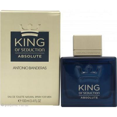 Antonio Banderas King of Seduction Absolute EdT 100ml