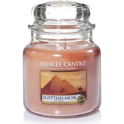 Yankee Candle Egyptian Musk 411g Doftljus