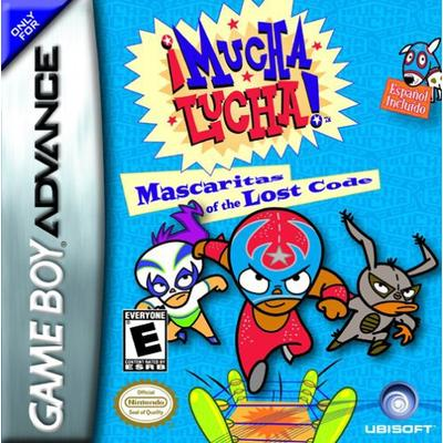 Mucha Lucha - Mascaritas Of The Lost Code