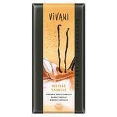Vivani Vit Choklad med Vanilj