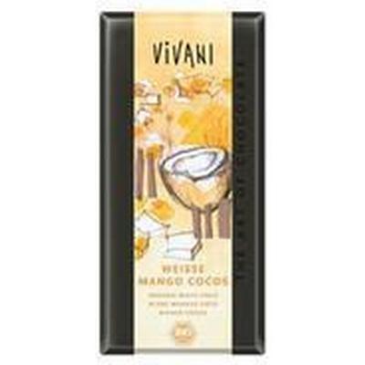 Vivani Vit Mango Kokos Choklad
