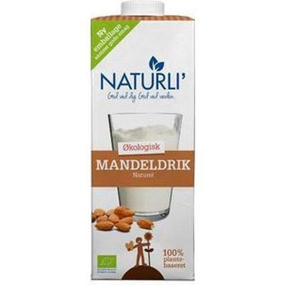 Naturli Mandel dryck 1L