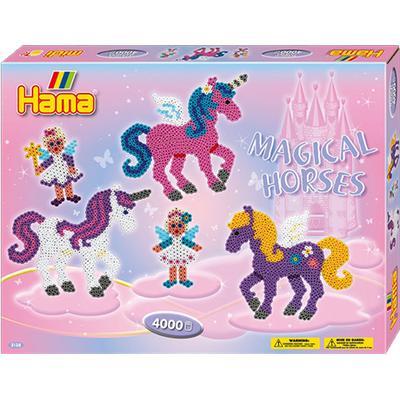 Hama Midi Pärlbox Magical Horses