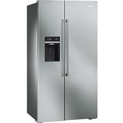 Smeg SBS63XED Stainless Steel