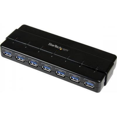 StarTech.com ST7300USB3B 7-Port