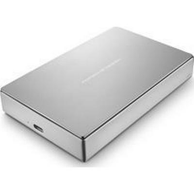 LaCie Porsche Design Mobile Drive 4TB USB 3.1