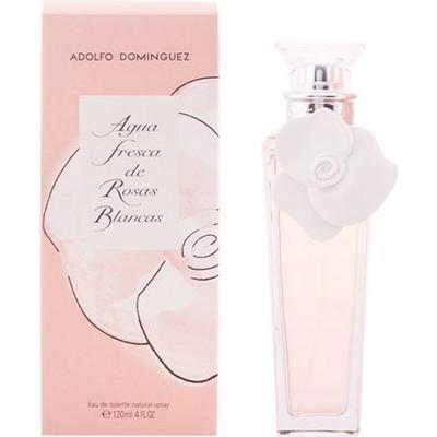 Adolfo Dominguez Agua fresca De Rosas Blancas EdT 120ml