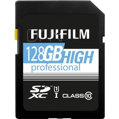 Fujifilm SDXC Professional UHS-I U1 128GB