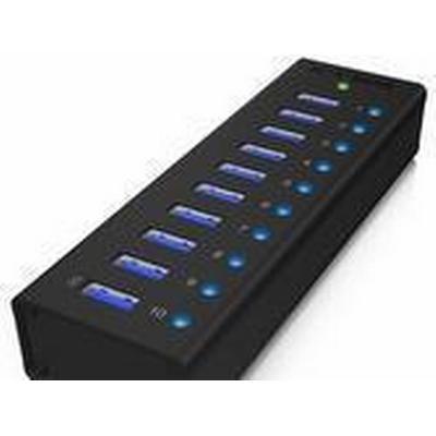 ICY BOX IB-AC6110 10-Port Extern