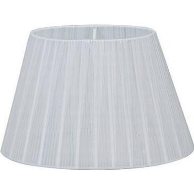 Oriva Oval Organza 22cm Lampdel