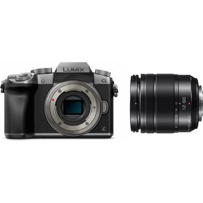 Panasonic Lumix DMC-G7 + 12-60mm OIS