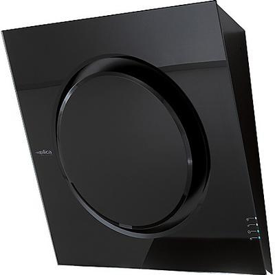 Elica Mini Om 55cm Chimney Black Sort 55cm