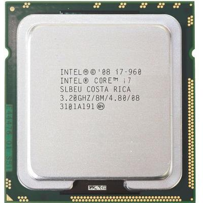 Intel Core i7-960 3.20GHz Socket 1366 2400MHz bus Tray