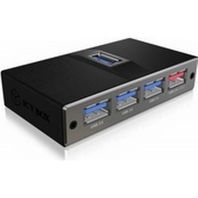 ICY BOX IB-AC617 7-Port Extern