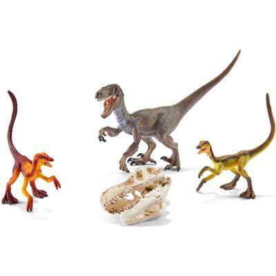 Schleich Velociraptor on the hunt 42259