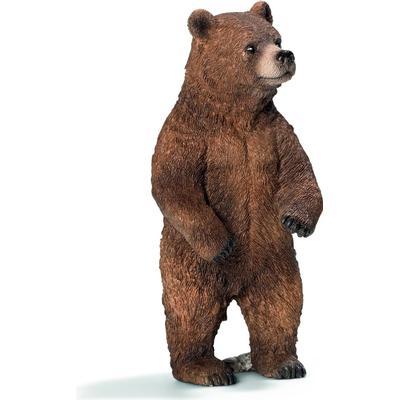 Schleich Grizzly bear female 14686