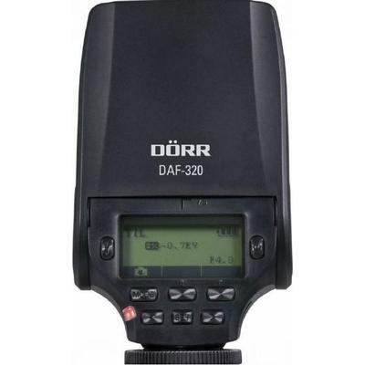 Dorr DAF-320 for Fujifilm