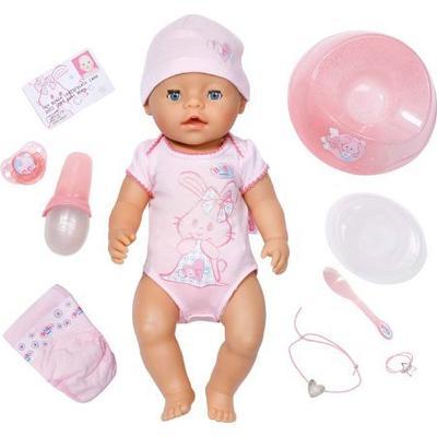 Zapf Baby Born Interactive Girl