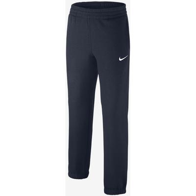 Nike Brushed-Fleece Cuffed - Obsidian / White (619089_451)