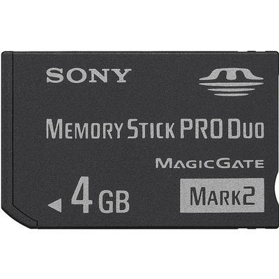 Sony Memory Stick Pro Duo 4GB