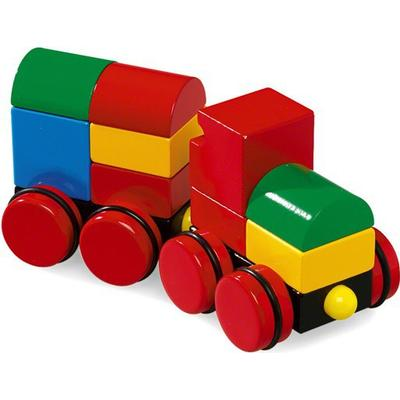Brio Magnetic Stacking Train 30124