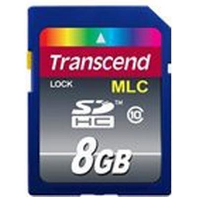 Transcend SDHC MLC Class 10 8GB