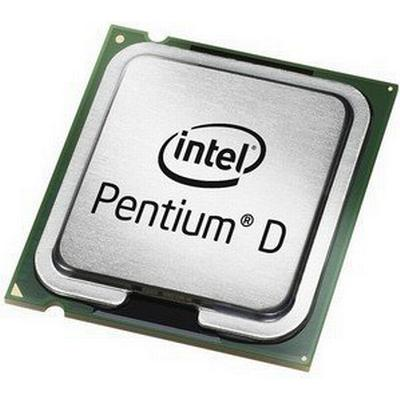 HP Intel Pentium D 925 Dual Core 3.0GHz Socket 775 800MHz bus Tray