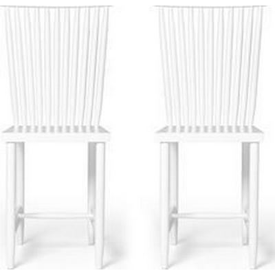 Design House Stockholm Family Chairs 2217 2-pack Pinnstol