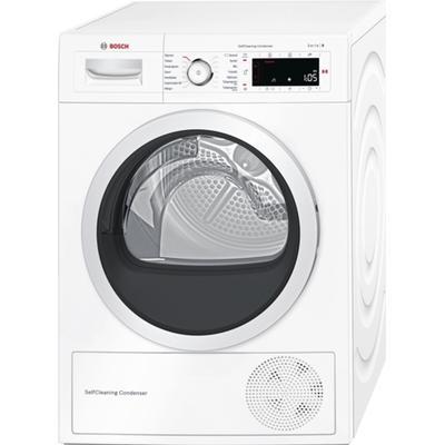 Bosch WTWH7568SN Hvid