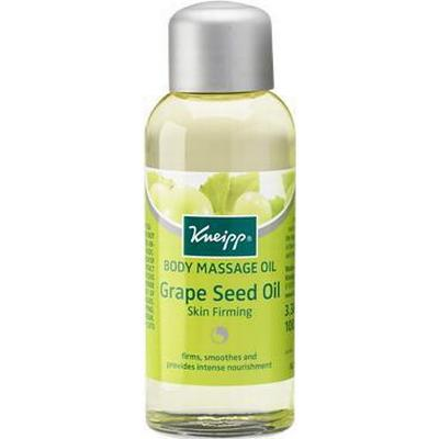 Kneipp Grape Seed Massage Oil 100ml