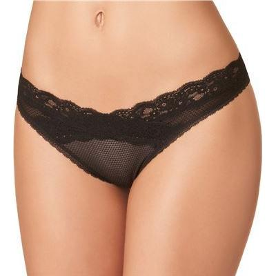 Passionata Brooklyn Tanga Black (5707)