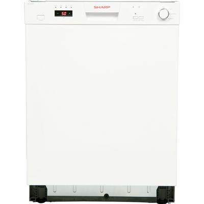 Sharp QW-C12U492W-NR Hvid