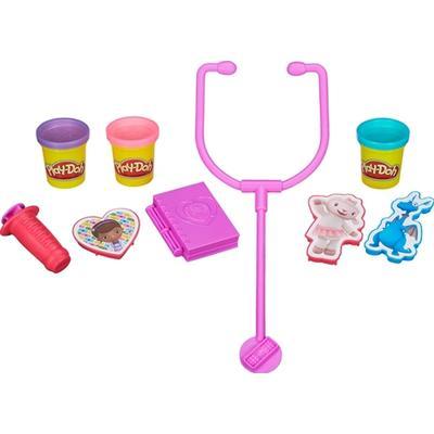 Play-Doh Leklera Doc Mcstuffins Check up time