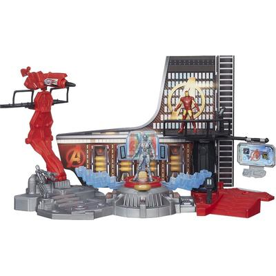 The Avengers Playset Iron Man Lab Attack
