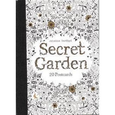 Secret Garden 20 Postcards Ovrigt Format 2014