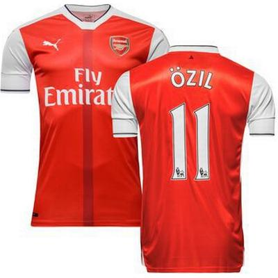 Puma Arsenal Home Jersey 16/17 Ozil 11. Sr