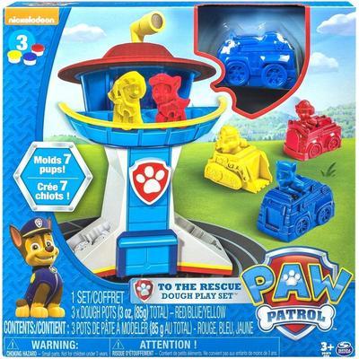 Spin Master Paw Patrol Lerset Rescue Dough Play Set