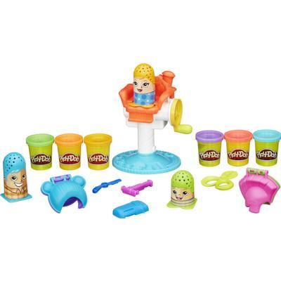 Play-Doh Färgglat Frisör Set