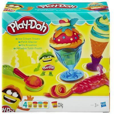 Play-Doh Glass Set