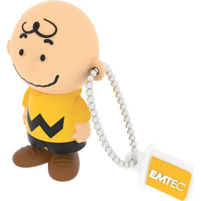 Emtec Peanuts Charlie Brown PN101 8GB USB 2.0