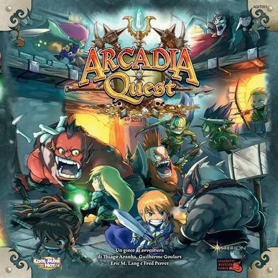 Asmodee Arcadia Quest