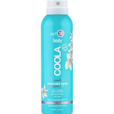 Coola Unscented Sunscreen Body Spray SPF30 177ml