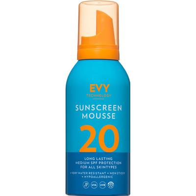 EVY Sunscreen Mousse Medium SPF20 150ml