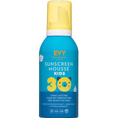 EVY Sunscreen Mousse Kids SPF30 150ml