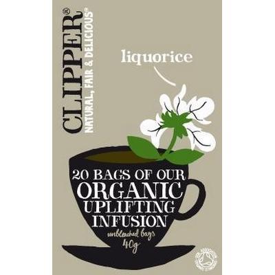 Clipper Organic Liquorice Tea 20 Tepåsar