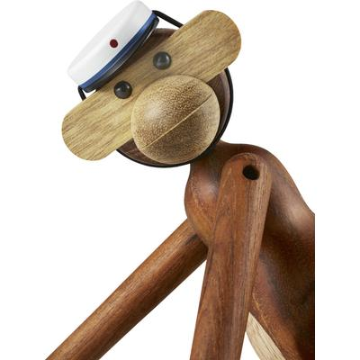 Kay Bojesen Monkey 20cm with Student Cap Prydnadsfigur