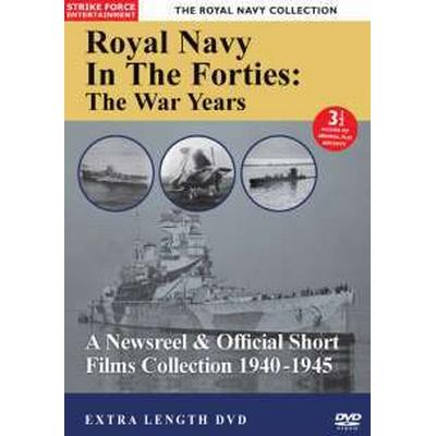 Royal Navy In The Forties: The War Years (DVD) (DVD 2014)