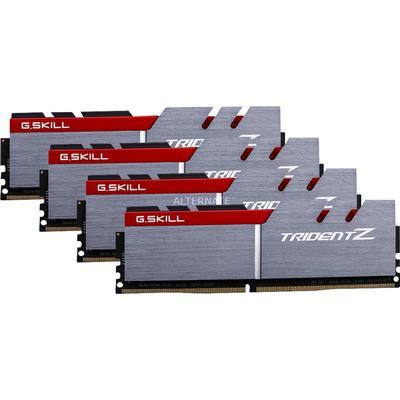 G.Skill Trident Z DDR4 3300MHz 4x16GB (F4-3300C16Q-64GTZ)